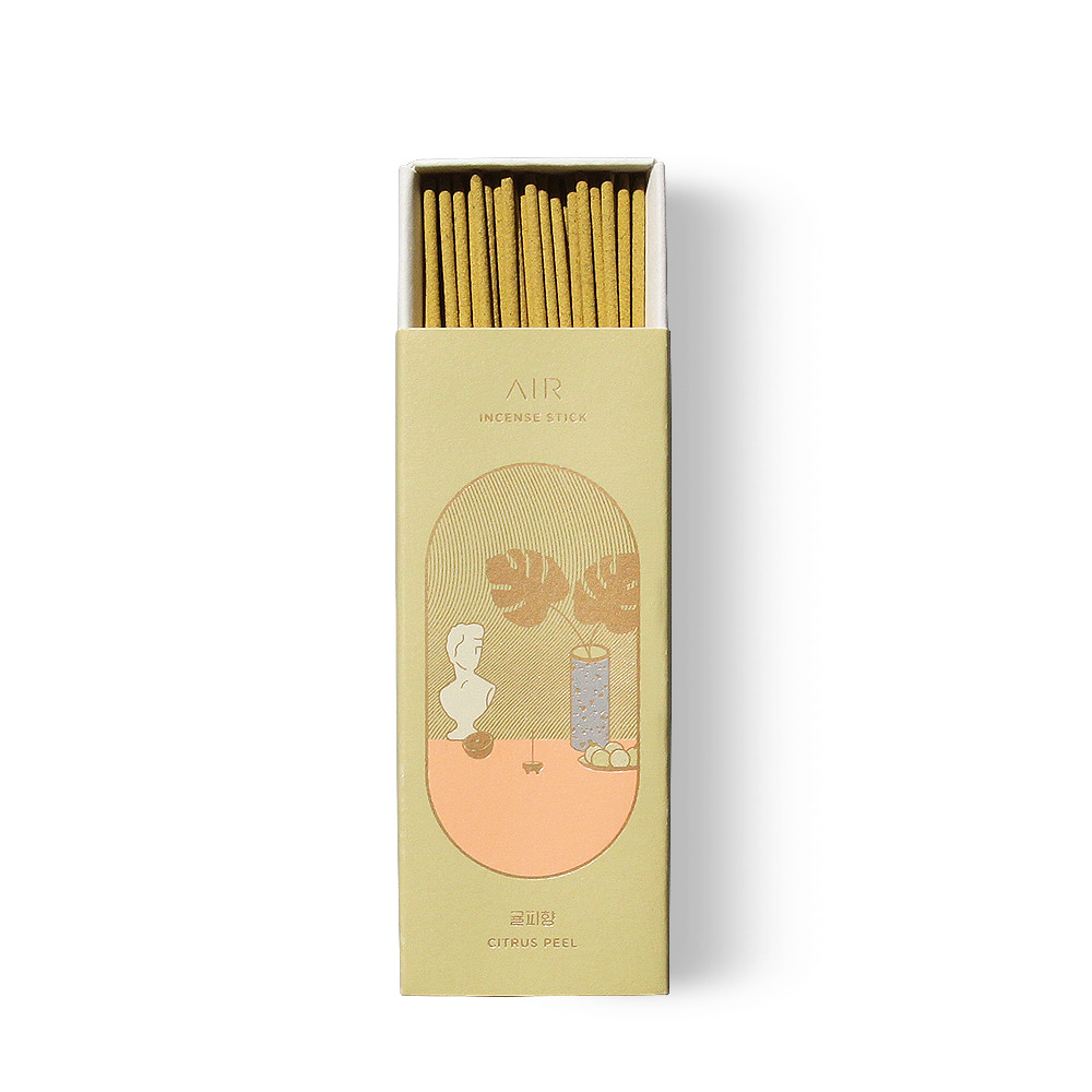 OIMU Incense stick _ citrus peel